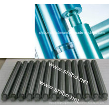 99.95% Pure Molybdenum Electrode with Threaded