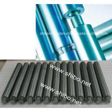 99,95% чистого молибденового электрода с резьбой