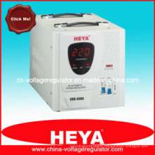 7KW Relay AC Hihg Accuracy Voltage Stabilizers for Refrigerators