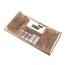 Colorful Leather Wallet Shape Calculator