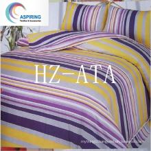 Home Textile 4PCS Polyester Comforter Sets Bedding Set