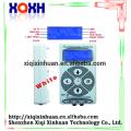 Professional HP-2 Black Dual Digital LCD Tattoo Power Supply, New Version Tattoo Power Supplies