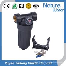 Purificador de agua casero con polifosfato