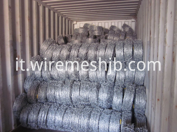 High Tensile Barb Wire