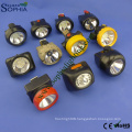 2200mAh Lithium Battery Rechargeable Cordless LED Mining Light