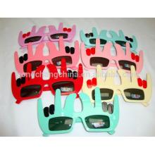 Kundenspezifisches Großhandelslogo scherzt Sonnenbrillen