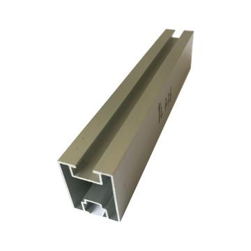 aluminum solar scafolde structure mounting rail