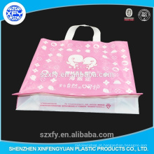 Saco de compras reutilizável de alta qualidade para o tecido de embalagem