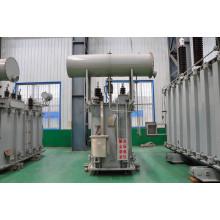 66kv Chine Deux bobines Transformateur de puissance du fabricant