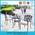 Chaise de table à la mode et à la mode moderne Meubles de patio