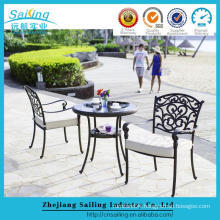 Fashion and Modern Used Cafe Table Chair Patio Furniture