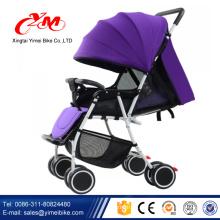 CER genehmigte Lufträderbaby-Pram 3 in 1 Babybuggy / Kinderwagen der guten Qualität des Baby-Spaziergängers / des Porzellans gesamten Verkaufs