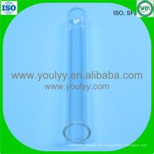 10mm 75mm Glas Test Tube für Lab