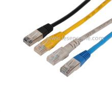 Cat5e / 6/7 Netzwerkkabel mit Patchkabel