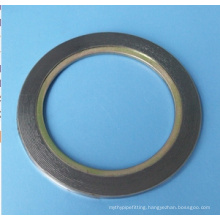 Spiral Wound Gasket with Carbon Steel Inner Ring