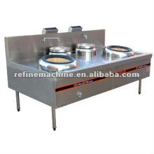 Horno / utensilios de cocina de acero inoxidable