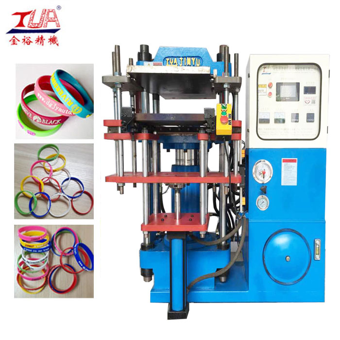 Speciaal Design Silicone pols Band machines