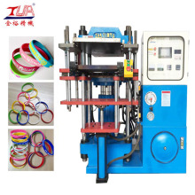 Solid Silicone Wrist Band Pressing Machine