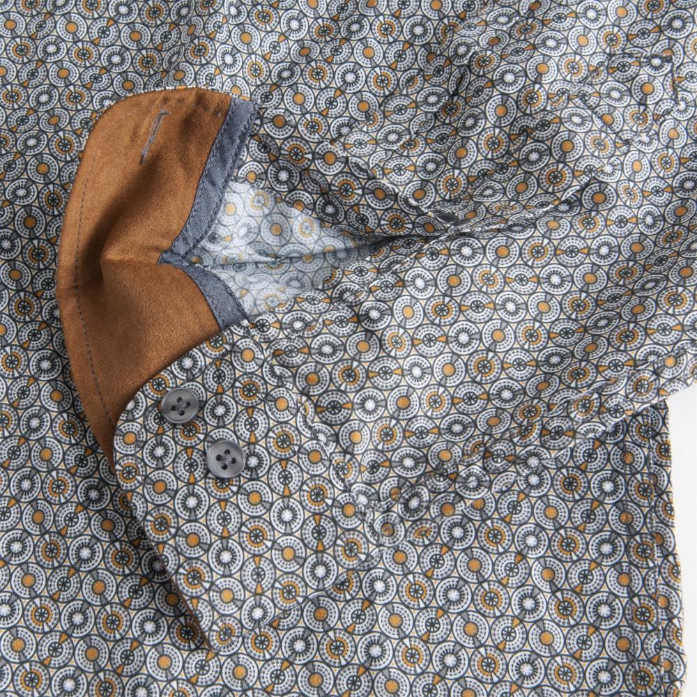 100% Cotton Long Sleeve Fit Shirt