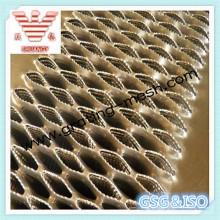 Placa de acero / antideslizante / a cuadros para material de construcción