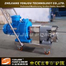 Lq3a Stainless Steel Lobe Pump