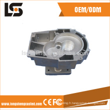 Pièces de moulage mécanique sous pression en aluminium 2017 pour le chapeau de machine avec le plus bas prix de Chine
