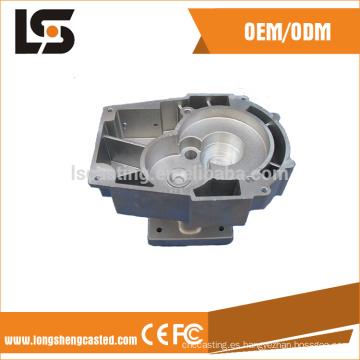 2017 piezas de fundición a presión de aluminio para la tapa de la máquina con el precio más bajo de China