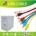 UTP Cat5e Cable 4 Pair avec RoHS
