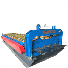 CE ISO-containerplaatrolvormmachine