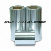 Folha de alumínio para uso em cozinha