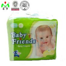 Los bebés más baratos de la fábrica del bebé de la marca de fábrica marca al bebé los pañales del bebé del pañal