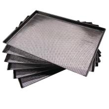 60*40cm stainless steel perforated trays for drying fruit