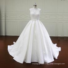 Hochzeit Mikado Kleid
