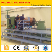 Horizontal Automatic Transformer Wire Coil Winding Machine