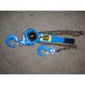 Vital manual chain hoist