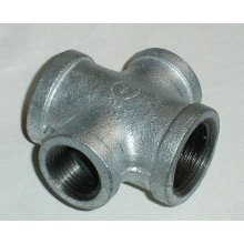 malleable iron pipe fittings equal cross
