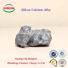 Alliage de calcium de silicium de vente chaude / alliage de CaSi / SiCa