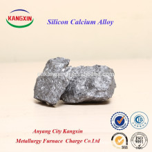 Manufacturer Ferro Calcium Silicon for Steel Making