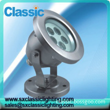 IP 68 Stainless Steel led underwater fountain light
