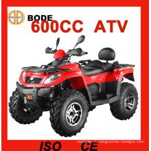 Новый 600cc 4 X 4 ATV Quad (MC-392)