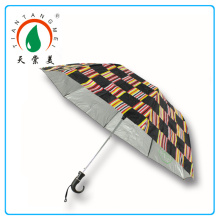 2 Fold Portable Umbrella Patio Umbrella