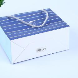 Hot Sale Jewelry Paper Bag With Logo Print