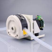 Bomba de tubería peristáltica personalizable con motor paso a paso