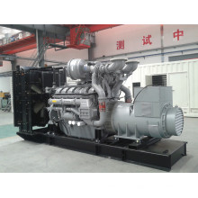 250 GVA Diesel Genset by Perkins Engine Power