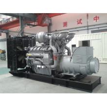 Мощность дизеля 250кВА от Perkins Мощность двигателя