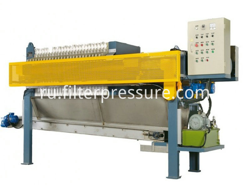 Metallurgy Filter Press