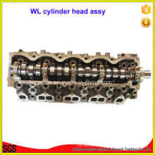 Wl51-10-100c for Mazda B2500 Complete Wl Cylinder Head