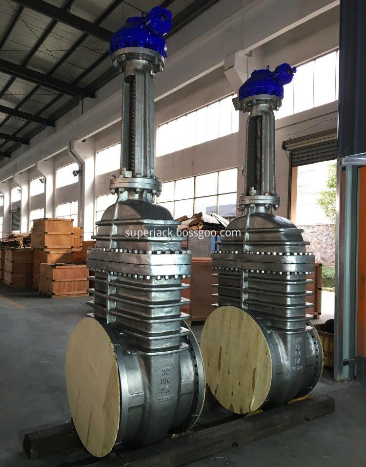 Api 600 Gate Valve Duplex Stainless Steel 5a