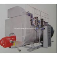 Caldeira de vapor industrial