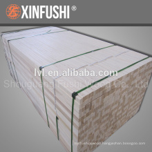 Export Korea Poplar LVL for Door Core Materials Free fumigation
